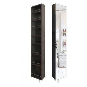 Поворотный зеркальный шкаф Shelf.On Лупо Шелф венге лево поворотный зеркальный шкаф shelf on зум шелф венге