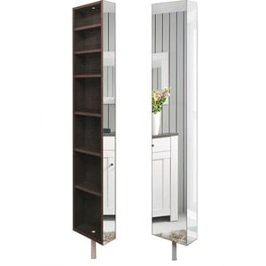Поворотный зеркальный шкаф Shelf.On Зум Шелф венге поворотный зеркальный шкаф shelf on зум шелф венге