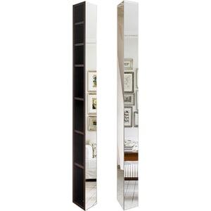 Поворотный зеркальный шкаф Shelf.On Иглу Шелф венге поворотный зеркальный шкаф shelf on зум шелф венге