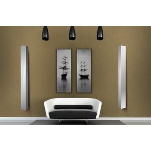 Поворотный зеркальный шкаф Shelf.On Iglu (Иглу), металл