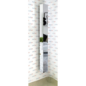 Поворотный зеркальный шкаф Shelf.On Hop (Хоп), металл поворотный зеркальный шкаф shelf on zoom зум металл