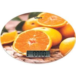 Кухонные весы UNIT UBS-2156 кухонные весы аксион вке 21