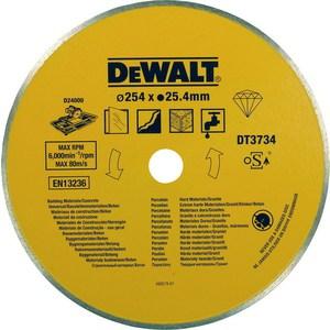 Диск алмазный DeWALT универсальный 250х25,4, h-5 мм