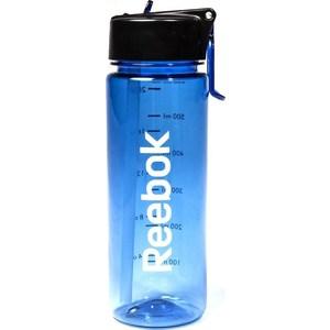 Бутылка для воды Reebok RABT-P65BLREBOK 0,65 (Голубая) бутылка для воды reebok 0 65 голубой