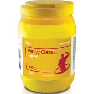 Сывороточный протеин BBB Whey Classic (ваниль 70% белка и BCAA) 1 кг. протеин olimp whey protein complex 100