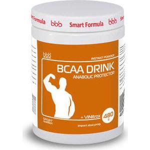 Аминоксилоты с разветвленной цепью BBB BCAA Drink (лесная ягода) 0,48 кг.