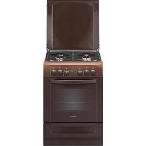 Комбинированная плита GEFEST 6102-03 0001 (6102-03 К) газовая плита gefest пгэ 6102 02 0001 электрическая духовка коричневый