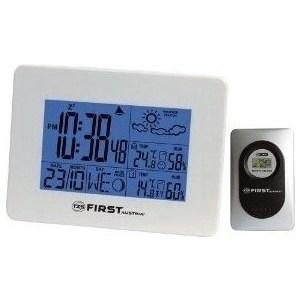 цена на Метеостанция FIRST FA-2461 White