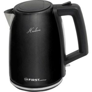 Чайник электрический FIRST FA-5411-8 Black first fa 5411 8 black электрический чайник