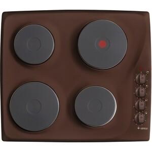 Электрическая варочная панель GEFEST СВН 3210 К17 (коричневый)