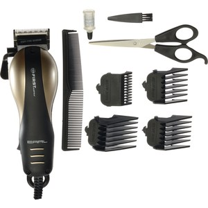 Машинка для стрижки волос FIRST FA-5674 Champagne/black машинка для стрижки волос first fa 5674 серебристо черная