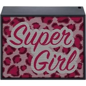 Портативная колонка MAC Audio BT Style 1000 design Super Girl