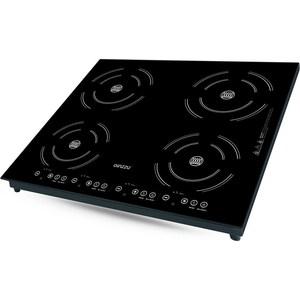 Индукционная варочная панель Ginzzu HCI-407 ginzzu hci 407 black панель варочная индукционная встраиваемая