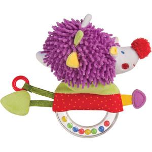Фотография товара happy Baby Погремушка с пищалкой Ёж (330356) (791854)