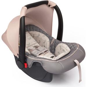Happy Baby Автокресло SKYLER V2 gray (4690624020858) детское автокресло happy baby skyler blue