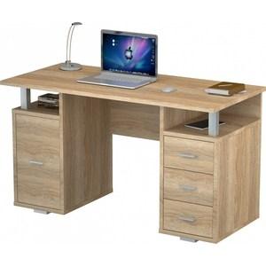 Письменный стол ВасКо ПС 40-07 дуб сонома