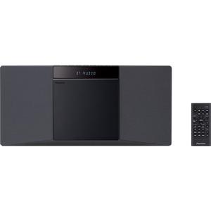 Музыкальныq центр Pioneer X-SMC02-B аудио микросистема pioneer x hm16 b черный x hm16 b