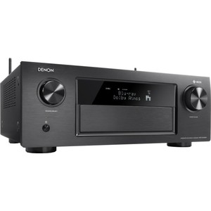 AV-ресивер Denon AVR-X4400H black my first eng adventure starter tb