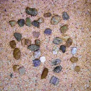 Фотография товара грунт Hydor H2Show Ancient Gravel натуральный крупный песок + галька 5кг (792211)