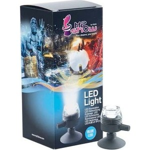 Подсветка Hydor H2Show LED Light Blue синяя для аквариумов и аэраторов pt120 led pt121 blue led endoscpe bule light source cbm120 b