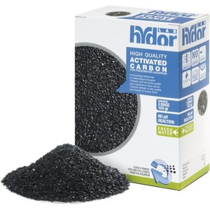 Наполнитель Hydor Activated Carbon for Fresh Water Aquarium активированный уголь для фильтров в пресноводных аквариумах 3х100г household tap water purifier water filter for kitchen health front activated carbon faucet drinking filtro de agua