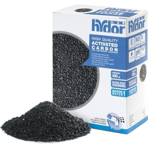 Наполнитель Hydor Activated Carbon for Fresh Water Aquarium активированный уголь для фильтров в пресноводных аквариумах 400г household tap water purifier water filter for kitchen health front activated carbon faucet drinking filtro de agua