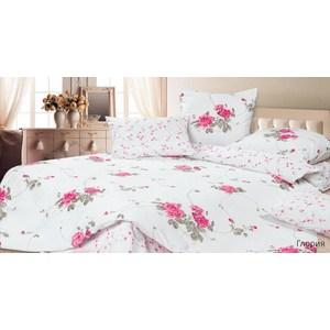 Комплект постельного белья Ecotex Евро, сатин, Глория (КГЕГлория) комплект постельного белья quelle эго 1027653 евро 4 нав