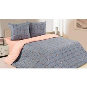 Комплект постельного белья Ecotex 2-х сп с резинкой, поплин, Престо (КПРПресто) комплект постельного белья ecotex 2 х сп сатин корнелия кгмкорнелия