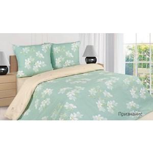 Комплект постельного белья Ecotex Семейный, поплин, Признание (КПДПризнание)