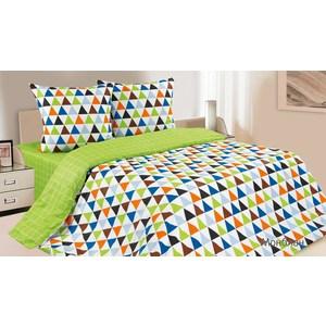 Комплект постельного белья Ecotex Евро с резинкой, поплин, Монблан (КПРЕМонблан)