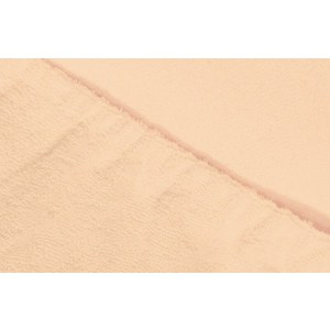 Простыня Ecotex на резинке махровая 180х200х20 персиковая (ПРМ18персиковый) морозильная камера liebherr gn 3023