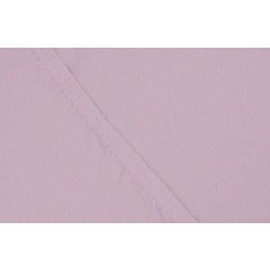 Простыня Ecotex на резинке трикотажная 200х200х20 фиолетовая (ПРТ20фиолетовый)