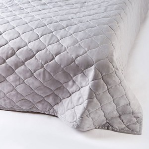 Покрывало Ecotex Ирис 240х260 серый (Ирис240 серый) liod buria серый