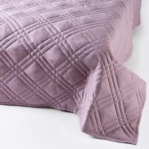 Покрывало Ecotex Ирис 240х260 фиолетовый (Ирис240 фиолетовый)