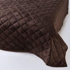 Покрывало Ecotex Ирис 240х260 шоколадный (Ирис240 шоколадный)