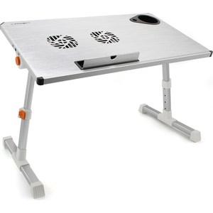 Столик для ноутбука Crown CMLS-101 (12-21) столик для ноутбука до 15 6 crown cmls 102 алюминий пластик