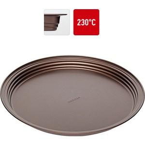 Форма круглая для пирога/пиццы 34х2.8 см Nadoba Liba (761118) форма круглая для пирога 32х3 см nadoba rada 761020