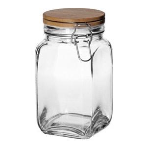 Ёмкость для сыпучих продуктов 1.2 л Nadoba Dasa (741812) емкость для сыпучих продуктов nadoba dasa с крышкой с замком 2 л
