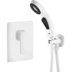 смеситель для биде Elghansa Mondschein White белый (3420235-BR07-White) цена и фото