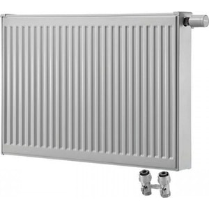 Радиатор отопления BUDERUS Logatrend VK-Profil тип 21 500х900 (7724114509) котел газовый buderus logamax u07224k