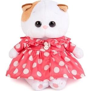 Мягкая игрушка Budi Basa Ли-Ли BABY в плащике в горох (LB-012) budi basa мягкая игрушка ли ли baby 20 см