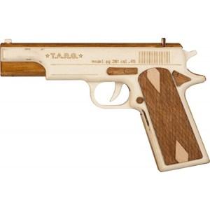 Фотография товара сборная деревянная модель TARG Combat 1911 (60) (793492)