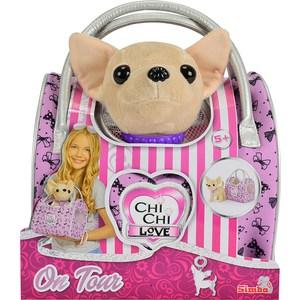 Мягкая игрушка Chi Chi Love Собачка Путешественница (5892276)