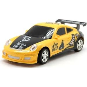 Машина на ру Balbi Автомобиль 1:24 желтый (RCS-2401 B) машинка на радиоуправлении balbi rcs 2401 c 1 24 red black