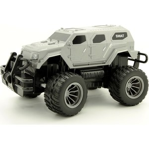 цена на Машина на ру Balbi Внедерожник 1:14 стальной (RCO-1401 Grey)