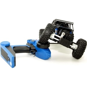Машина на ру Balbi Внедорожник CRAWLER синий 1:18 (RCS-4305 C) машинка на радиоуправлении balbi rcs 2401 c 1 24 red black