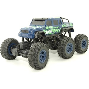Машина на ру Balbi Внедорожник CRAWLER 6х6 синий (RCS-6701 A) balbi balbi машинка на радиоуправлении внедорожник crawler 6х6 1 8 синий