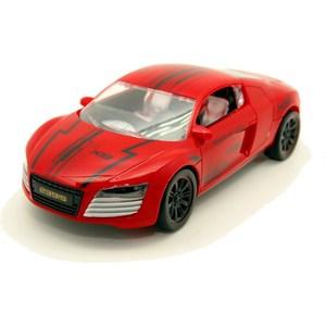 Машина на РУ Balbi Спорткар 1:16 красный (RCS-1601 RA) машинка на радиоуправлении balbi rcs 2401 c 1 24 red black