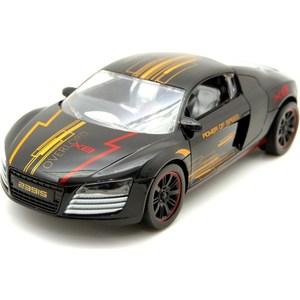 Машина на РУ Balbi Спорткар 1:16 черный (RCS-1601 BA) машинка на радиоуправлении balbi rcs 2401 c 1 24 red black
