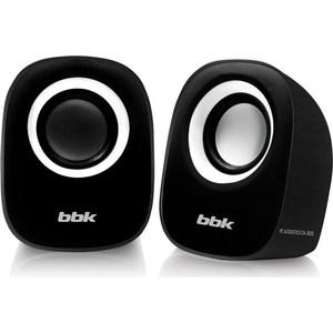 все цены на Компьютерные колонки BBK CA-303S черный/белый онлайн